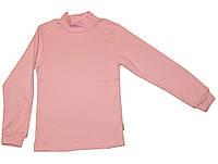Гольф для девочки розовый, ТМ Бемби, рост 122 см