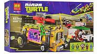 Конструктор Преследование на грузовике Черепашек Ninja Turtles Bela 10211
