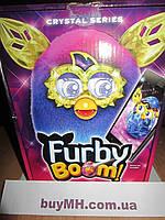 Ферби бум кристалл Голубой/Розовый русский язык (Furby Boom Crystal Series Furby Pink/Blue)