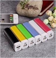 Дополнительная батарея для телефона Power bank 2600mAh