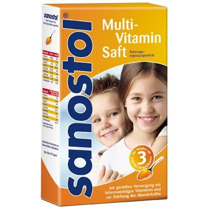 Sanostol витамины инструкция img-1