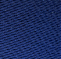 Саржа темно-синяя