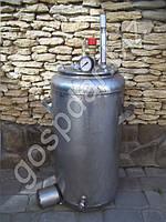 Автоклав с электрическим нагревом на 21 л. банку (нержавейка, без блока управления)