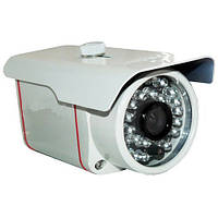 Наружная цветная видеокамера 938, влагонепроницаемая, с подсветкой на 40 метров, баланс белого, фокусировка