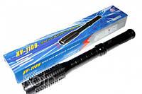 Электрошокер-дубинка Police 1109, железная шокер-бита, булава, дубина ,электродубинка шокер