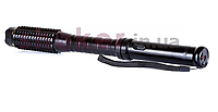 Электрошокер Touchdown 1109форма дубинки для спецслужб  (шокер) (shoker) с мощным фонариком корпус алюминий