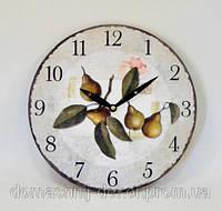 Часы настенные «Оливки»