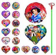 Фольгированные шары 45 см в ассортименте