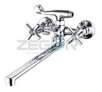 Смеситель для ванны Zegor T61-DFR-B722