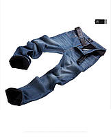 Мужские зимние джинсы.Мужские джинсы,флис.