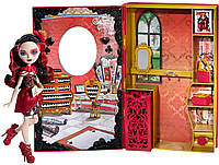 Мастерская Лиззи Хартс (Ever After High Lizzie Hearts Spring Unsprung Book Playset)