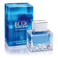 Мужская туалетная вода Antonio Banderas Blue Seduction for Men edt 100 ml (лиц.)