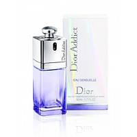 Женская туалетная вода Christian Dior Addict Eau Sensuelle edt 100 ml (лиц.)