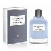 Мужская туалетная вода Givenchy Gentlemen Only edt 100 ml (лиц.)