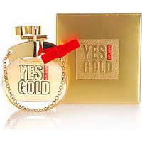 Женская туалетная вода Pupa Yes Gold edt 100 ml (лиц.)