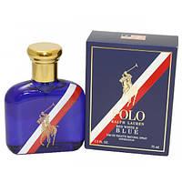 Мужская туалетная вода Ralph Lauren Polo Red White & Blue edt 125 ml (лиц.)