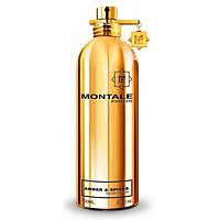 Женская парфюмированная вода Montale Amber & Spices edp 100ml