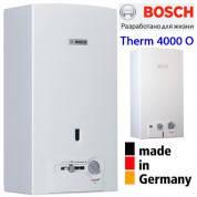 Газовая колонка BOSCH Therm 4000 O WR 10-2 P (пьезо, c модуляцией, официал, сборка Португалия) арт. 7701331615