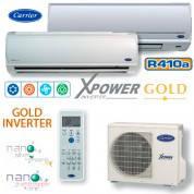 Кондиционер инверторный CARRIER 42NQV025M2 - 38NYV025M2 (Кариер Xpower Gold Inverter)