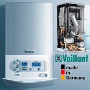 Газовый конденсационный котел Vaillant ecoTEC plus VUW 306 -5-5 навесной двухконтурный 25 кВт, ГВС 30 кВт- АКЦИЯ