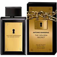 Мужская туалетная вода Antonio Banderas The Golden Secret EDT 100 ml (лиц.)