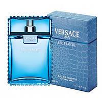 Мужская туалетная вода Versace Man Eau Fraiche EDT 100 ml (лиц.)