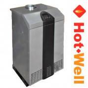 Газовый котел HOT-WELL ST 40 (стальной газовый одноконтурный дымоходный котел ХОТ-ВЕЛЛ мощностью 40 кВт)