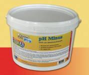 Сухое средство для снижения уровня рН  воды в бассейне Crystal Pool pH Minus (гидрогенизированный бисульфат натрия, 1 кг)