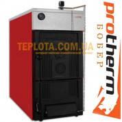 Твердотопливный котел PROTHERM 40 DLO БОБЕР (чугунный теплообменник 6 секций, 32 кВт, ПРОТЕРМ) - АКЦИЯ