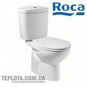 Унитаз ROCA VICTORIA 665х370 с горизонтальным выпуском (Испания)
