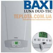 Газовый конденсационный котел BAXI LUNA DUO-TEC 40 GA (навесной двухконтурный Бакси, 40 кВт)