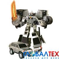 Робот-трансформер Toyota Land Cruiser, 1:18 (50060 r)