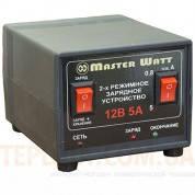 Новинка!!! - Автоматическое зарядное устройство Master Watt 0,8 - 5Ач 12В