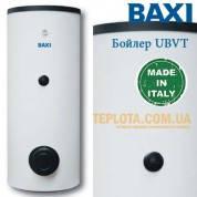 Бойлер косвенного нагрева BAXI UBVT 500 DC, два теплообменника, 500л, арт. 711059701