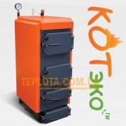 Котел твердотопливный КОТэко Watra 65 кВт (стальной, с вентилятором и автоматикой)