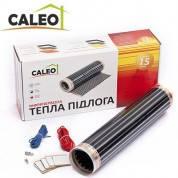 Инфракрасный пленочный теплый пол (комплект) CALEO Classic 220-0,5-1.0