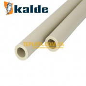 Полипропиленовая труба Kalde PN20 д.25 мм (труба для холодного и горячего водоснабжения)