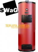 Твердотопливный котел длительного горения SWaG 20 U (мощность 20 кВт)