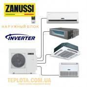 Мульти сплит ZANUSSI ZACO-27 H4 FMI-N1  (инверторный наружный блок Multi Combo на 4 внутр., 27-й)