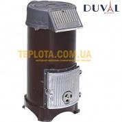 Твердотопливная печь DUVAL EY-302 (мощность 6 кВт)