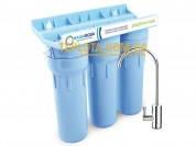 Проточный бытовой фильтр для воды РОДНИКОВАЯ ВОДА 3