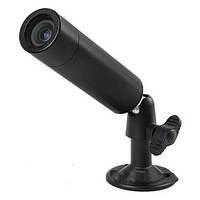 Камера видеонаблюдения для помещений и улицы 811 b2, черно-белая, lg/ sony, 420 твл, 0,01 люкс, питание 12в