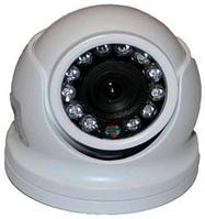 Камера цветная для охраны lux 4138 she, видеонаблюдение, подсветка до 10 метров, матрица sony 700твл, 60*57 мм