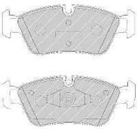 Тормозные колодки BMW 3 E90 2005г.-2011г. (FERODO)