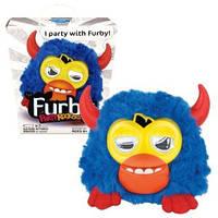игрушка Furby (Фёрби) Furby Party Rocker (Рокер) с рожками - интерактивный питомец