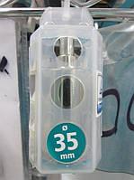 Устройство для вырезания отверстий в мойках из номпозитного материала  35 мм
