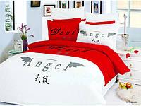 Комплект постельного белья Le Vele сатин DEVIL&ANGEL