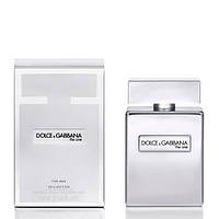 Мужская туалетная вода Dolce&Gabbana The One for men 2014 edition (древесный пряный аромат)