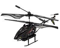 Вертолет на пульте управления 3 канальный микро WL Toys S977 с камерой
