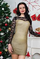 Очаровательное нарядное женское платье недорого